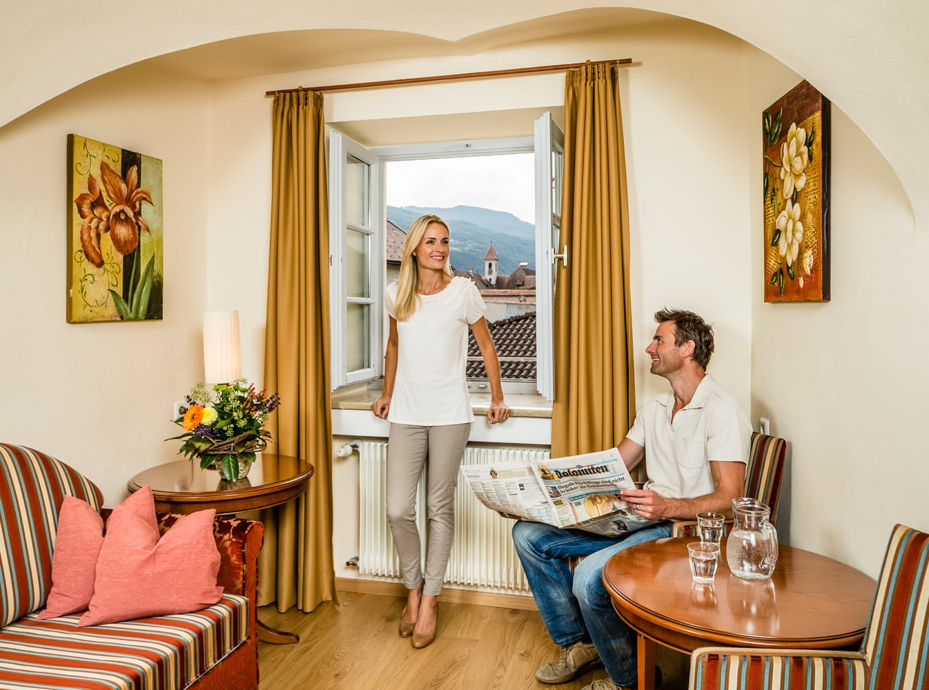 hotel 3 stelle a bressanone ristorante hotel traube